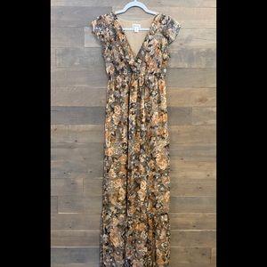 Motherhood - Floral Maxi Dress